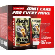 Nutrend Flexit GOLD Drink 400g Orange+Gel 100ml