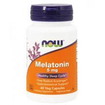 Now Foods Melatonin 3mg 60caps