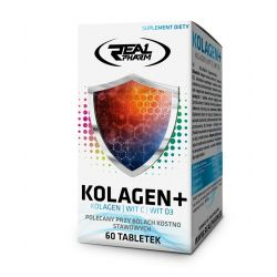 Real Pharm Kolagen+ 60 tab