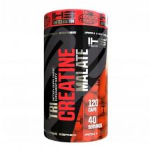 Iron Horse Tri Creatine Malate 120caps.