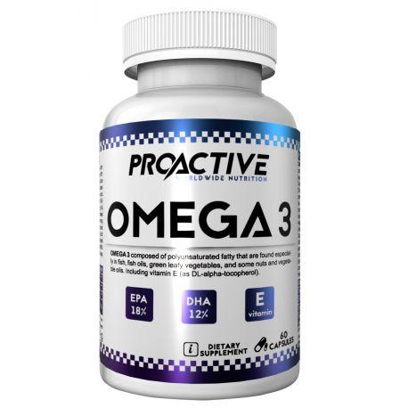 ProActive Omega 3 60caps