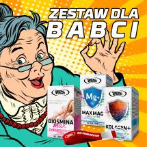 """Zestaw 2 """"DZIEŃ BABCI"""""""