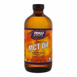 Now Foods MCT Oil Liquid Pure 473ml