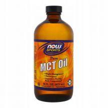 Now Foods MCT Oil Liquid Pure 473ml