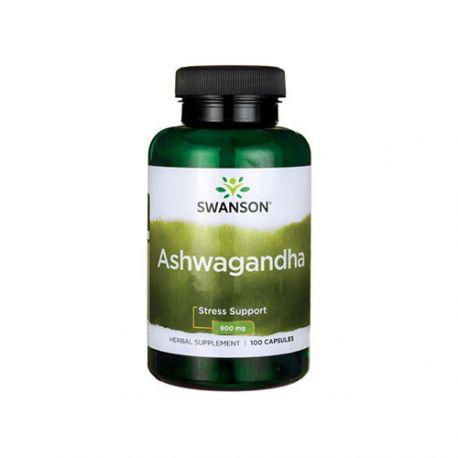 Swanson Ashwagandha 900 mg 100 caps