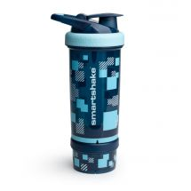 Smart Shaker 750ml - Pixel Blue