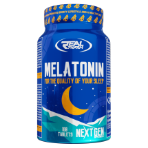 Real Pharm Melatonina 180tab