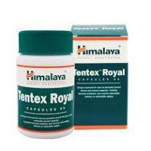 Himalaya Herbals Tentex Royal 60caps.