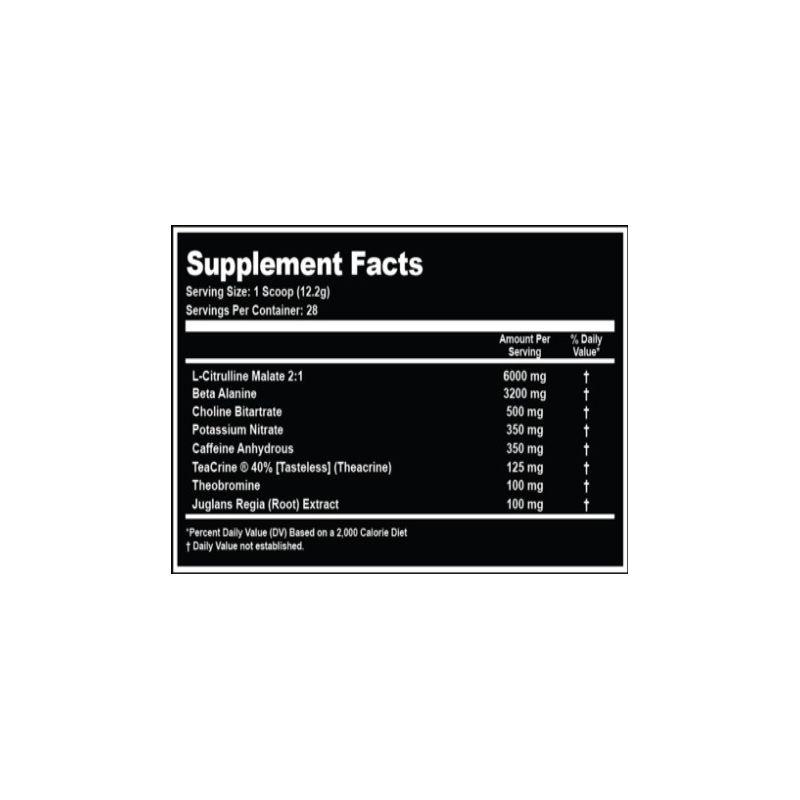 Outbreak Nutrition Pathogen 30 serv