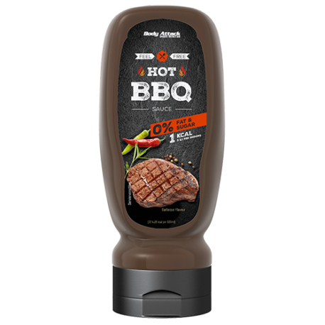 Body Attack Hot BBQ 320ml