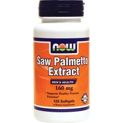 Now Foods Saw Palmetto 160 mg - 60 kapsułek