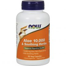 Now Foods Aloe Vera & Soothing Herbs 90Vcaps.