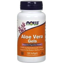 Now Foods Aloe Vera 10 000 100 softgel