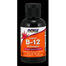 Now Foods B-12 Liquid B-Complex 59ml