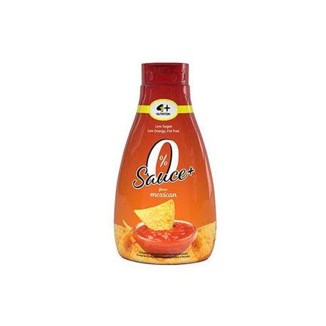 4Sport Nut Sauce+ 425ml Mexican