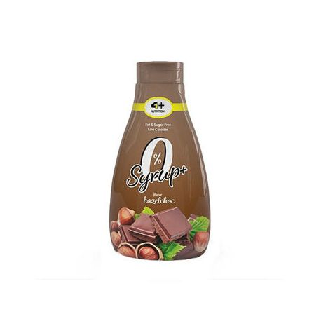 4Sport Nut Syrup Zero+ 425ml Chocolate Hazelnut