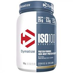 Dymatize Iso 100 900g Cookies Cream