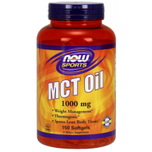 Now Foods MCT Oil 1000mcg 120 cap.