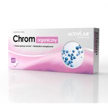 Activlab Chrom organiczny 60 kaps.