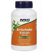 Now Foods Artichoke extract 450mg 90Vcaps