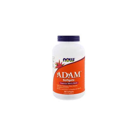 Now Foods ADAM Mens Multivitamin 180Soft Gels