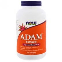 Now Foods ADAM Mens Multivitamin 180Soft Gels