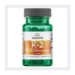 Swanson K2 200 30caps