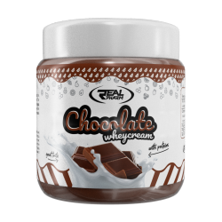 Real Pharm WheyCream 500g - Chocolate