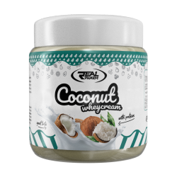 Real Pharm WheyCream 500g - Coconut