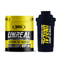 Real Pharm Unreal 360g + Real Pharm Shaker