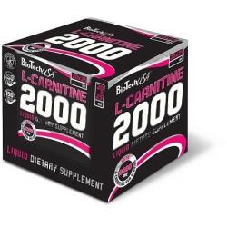 Bio Tech USA - L-carnitine 2000 - 25 ml