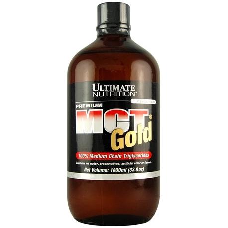 ULTIMATE Premium MCT Gold - 1000 ml
