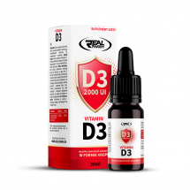 Real Pharm Vitamine D3 Krople 30ml