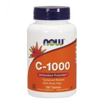 Now Foods C-1000 sustained release 100tabs