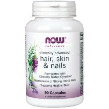 Now Foods Clinical Hair Skin & Nails 90 Vcaps.