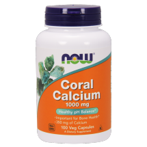 Now Foods Coral Carcium 1000mg 100vcaps