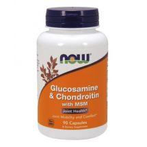 Now Foods Glucosamine chondroitin MSM 60caps.