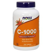 Now Foods Vitamin C-1000 Rose 100 tab.