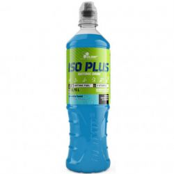 Olimp Iso Plus 750ml  Blue tropic