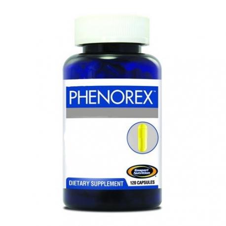 Gaspari Nutrition Phenorex 120 kaps