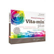Olimp Vita-Min plus(zielona herbata+luteina) 30tab