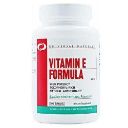 Universal Vitamin E formula 100caps