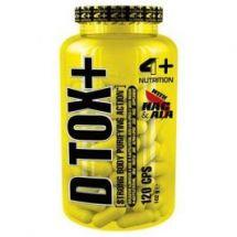 4Sport Nut D TOX+ 120caps