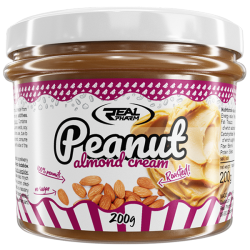 Real Pharm Peanut Almond Cream 200g