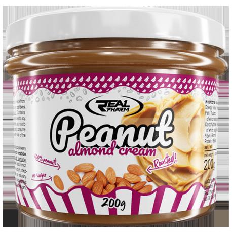 Real Pharm Penaut Almond Cream 200g