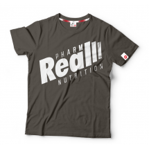 "Real Wear T-shirt ""Sztanga Khaki"""