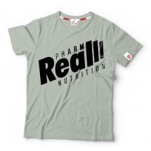 "Real Wear T-Shirt ""Sztanga miętowa"""