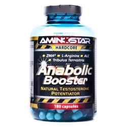 Aminostar Anabolic Booster - 180 kaps.