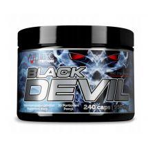 Hi Tec BLACK DEVIL - 240 kaps. [DAA, MACA, TRIBULUS, ZMA]