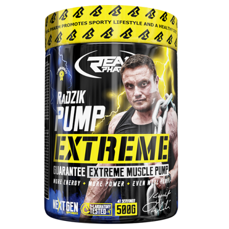 Real Pharm RaDZIK PUMP EXTREME 500g